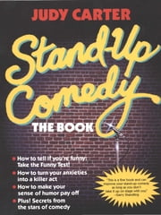 Stand-Up Comedy - The Book ebook by Judy Carter