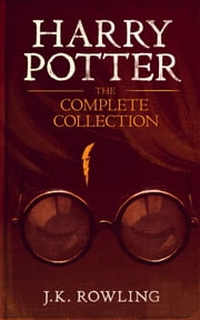 Harry Potter: The Complete Collection (1-7) ebook by J.K. Rowling, Olly Moss