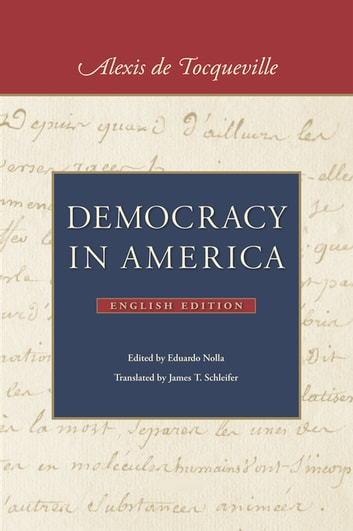 an analysis of the new age in democracy in america by alexis de tocqueville
