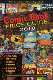 Comic Book Price Guide ebook by Kobo.Web.Store.Products.Fields.ContributorFieldViewModel