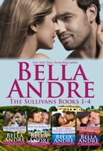 The Sullivans Boxed Set Books 1-4, (San Francisco Sullivans)