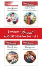 Harlequin Presents August 2018 - Box Set 1 of 2 - The Greek's Bought Bride\Wed for His Secret Heir\The Italian's One-Night Consequence\A Cinderella for the Desert King 電子書 by Sharon Kendrick, Chantelle Shaw, Cathy Williams