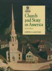 Church and State in America ebook by Edwin S. Gaustad