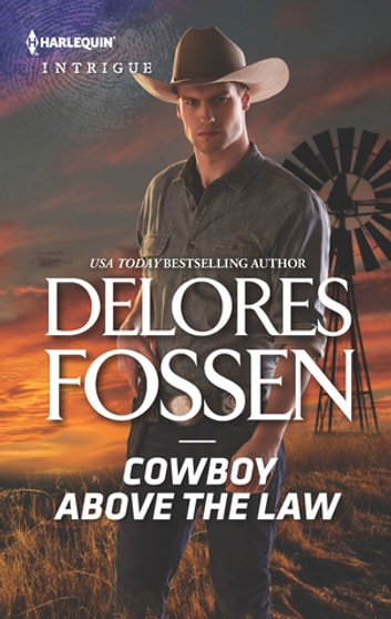 Cowboy Above the Law ebook by Delores Fossen