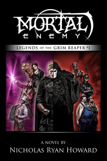 Mortal Enemy eBook by Nicholas Ryan Howard