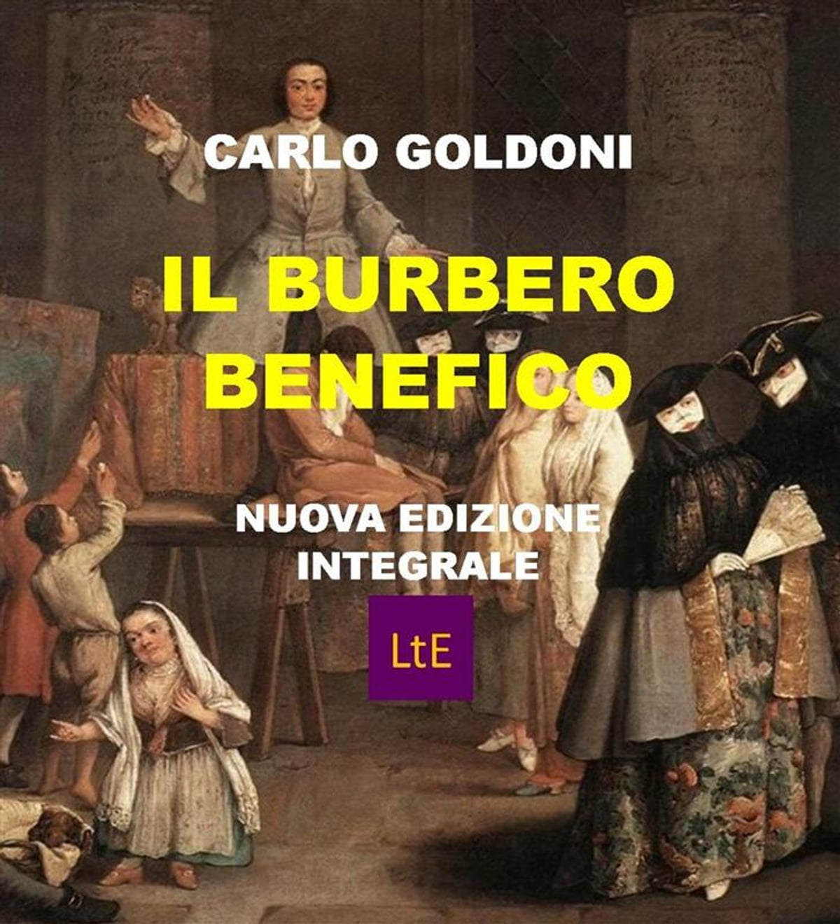 Il burbero benefico eBook by Carlo Goldoni - 9788835860273 ...