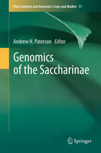 Genomics of the Saccharinae ebook by