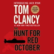 Hunt for Red October, The audiobook by Tom Clancy