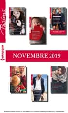 Pack mensuel Passions : 12 romans + 2 gratuits (Novembre 2019) ebook by Collectif