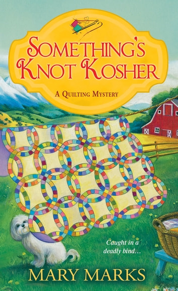 Something's Knot Kosher ebook by Mary Marks