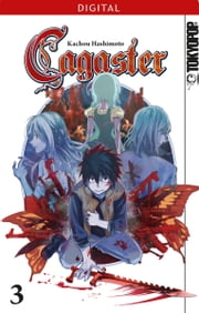 Cagaster 03 ebook by Kachou Hashimoto