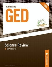 Master the GED: Science Review: Chapter 9 of 16 ebook by Peterson's