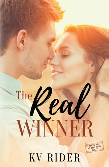 The Real Winner ebook by KV Rider