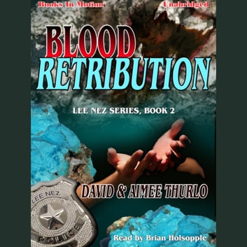 Blood Retribution audiobook by David & Aimee Thurlo