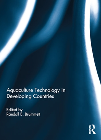 Aquaculture Technology in Developing Countries ebook by