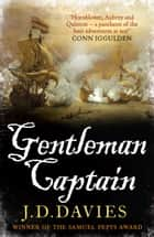 Gentleman Captain ekitaplar by J. D. Davies