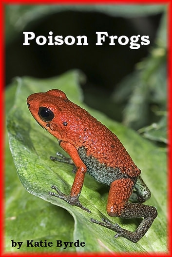 Poison Frogs ebook by Katie Byrde
