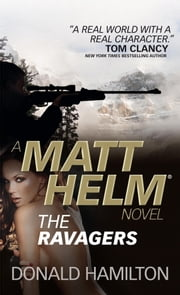Matt Helm - The Ravagers ebook by Donald Hamilton
