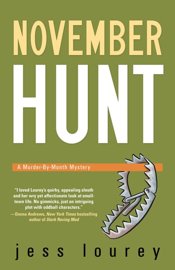 November Hunt ebook by Jess Lourey