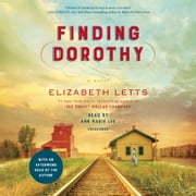 Finding Dorothy - A Novel audiobook by Elizabeth Letts