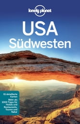 Lonely Planet Reiseführer USA Südwesten ebook by Lonely Planet
