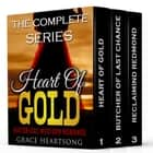 Historical Western Romance: Redmond's Gold - The Complete Series - Grace - Series & Collections ebook by GRACE HEARTSONG