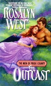 The Men of Pride County: The Outcast ebook by Rosalyn West