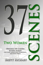 37 Scenes: Two Women ebook by Brett Rickaby