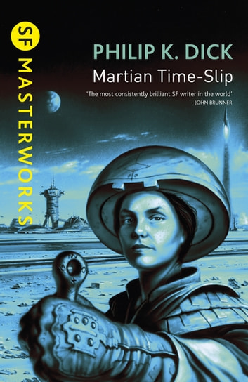 Martian Time-Slip ebook by Philip K. Dick