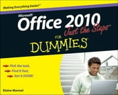 Office 2010 Just the Steps For Dummies ebook by Elaine Marmel