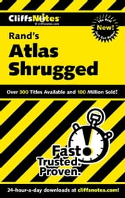 CliffsNotes on Rand's Atlas Shrugged ebook by Andrew Bernstein