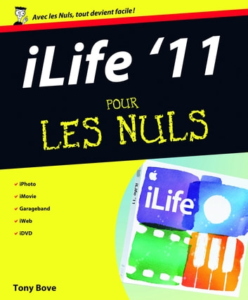 iLife 11 Pour les Nuls eBook by Tony BOVE