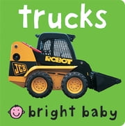 Bright Baby Trucks ebook by Roger Priddy