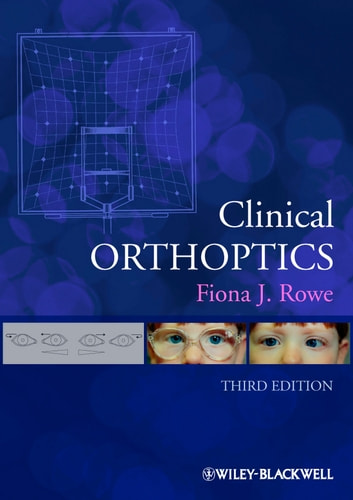 Clinical Orthoptics ebook by Fiona J. Rowe