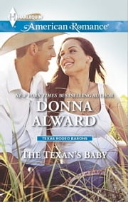 The Texan's Baby ebook by Donna Alward