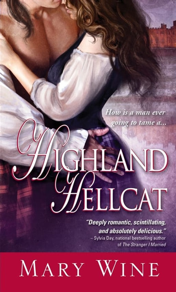 Highland Hellcat ebook by Mary Wine