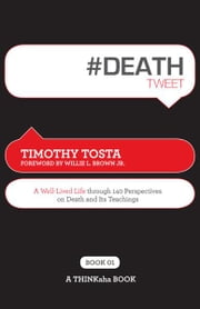 #DEATHtweet Book01 ebook by Timothy Tosta