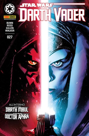 Darth Vader 27 ebook by Kev Walker,Luke Ross,Cullen Bunn,Kieron Gillen