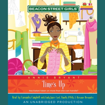 Beacon Street Girls #12: Time's Up audiobook by Annie Bryant