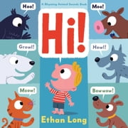 Hi! ebook by Ethan Long