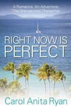 Right Now Is Perfect: A Romance, An Adventure, The Unexpected Thereafter ebook by Carol Anita Ryan