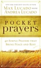 Pocket Prayers ebook by Max Lucado