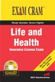 Life and Health Insurance License Exam Cram ebook by Bisys Educational Services