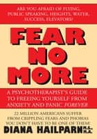 Fear No More ebook by Diana Hailparn