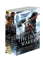 The Kingdom Series Books 1 and 2: The Lion Wakes, The Lion At Bay ebook by Robert Low