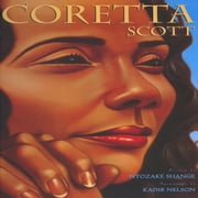 Coretta Scott audiobook by Ntozake Shange