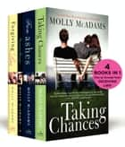 The Molly McAdams New Adult Boxed Set - Taking Chances, From Ashes, Stealing Harper, Forgiving Lies, and an excerpt from Deceiving Lies ebook by Molly McAdams
