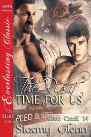The Right Time for Us ebook by Stormy Glenn