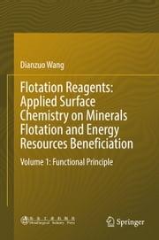 Flotation Reagents: Applied Surface Chemistry on Minerals Flotation and Energy Resources Beneficiation - Volume 1: Functional Principle ebook by Dianzuo Wang