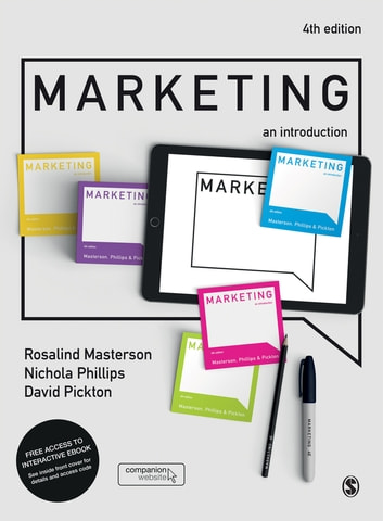 Marketing - An Introduction eBook by Rosalind Masterson,Nichola Phillips,David Pickton